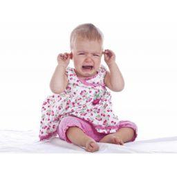 Los bebés lloran, es normal
