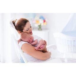 Volver del sanatorio. Preguntas frecuentes con un recién nacido en casa