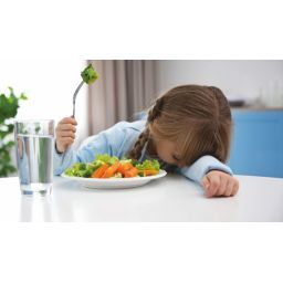 ¿Porqué los niños no comen vegetales?