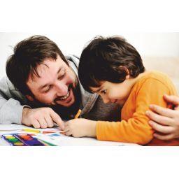 El rol del padre  Educación y escolarización del niño