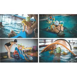 Aprender a nadar. ¿cuándo es el momento?
