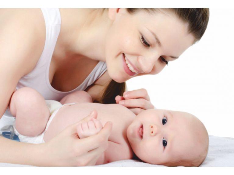 La maternidad no es una carrera, ni una competencia con uno misma