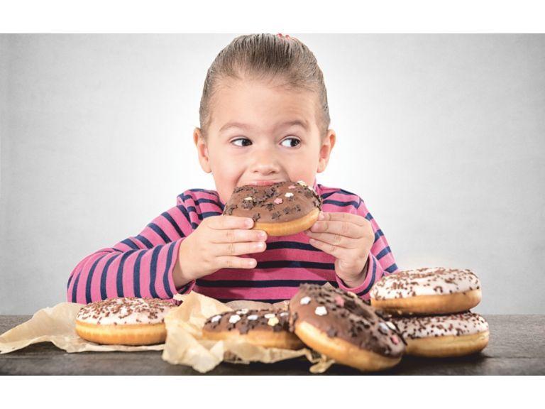 Nutrición infantil. Comer por ansiedad