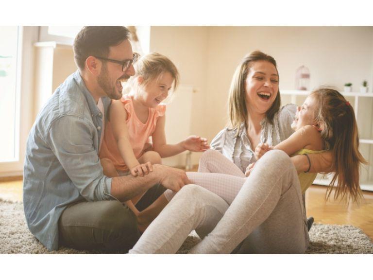 Familia: el lugar de los niños