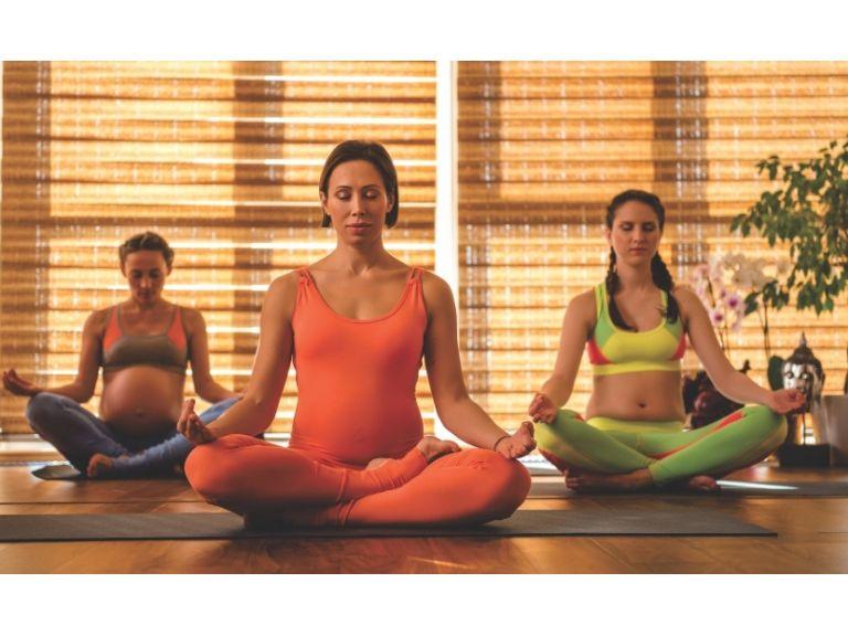 Yoga y Pilates Prenatal