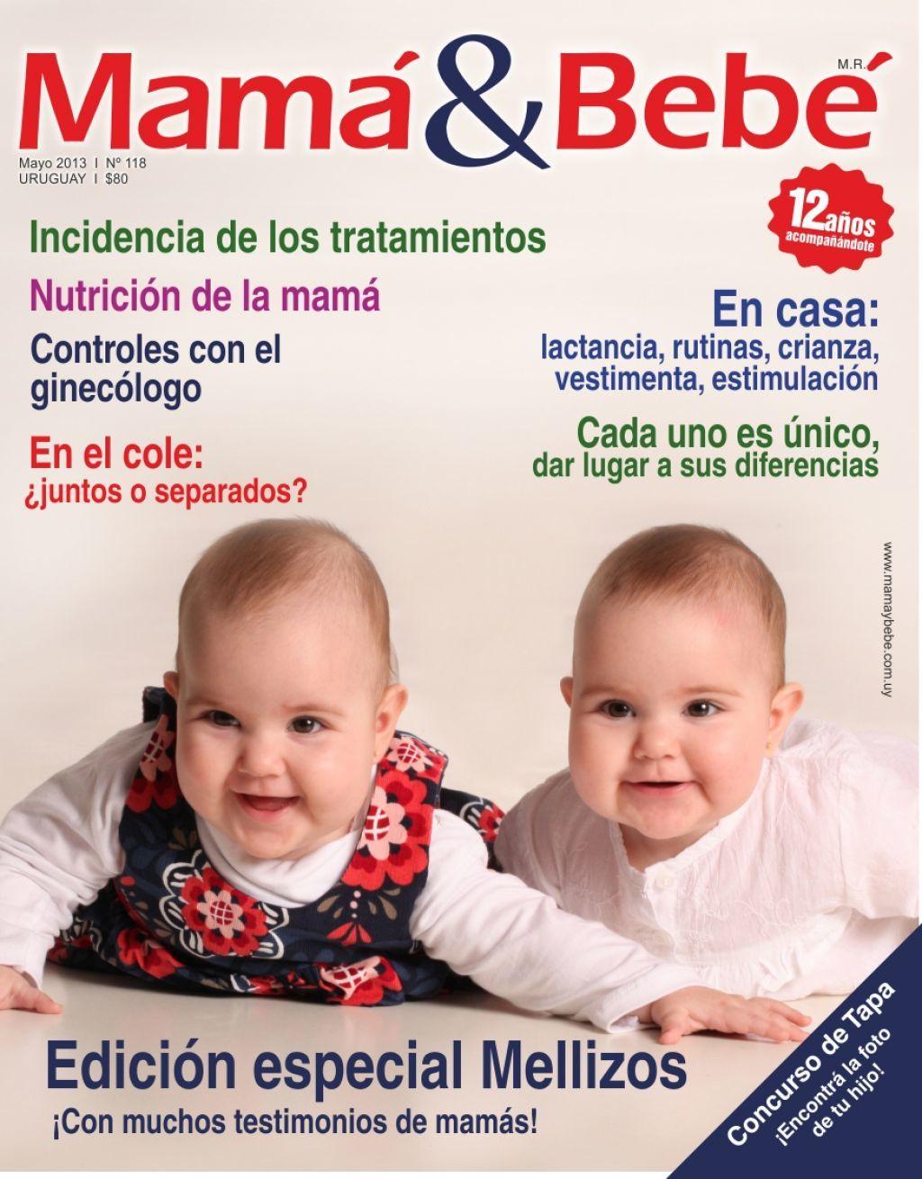 Edición Mayo Nº118 Edición Mayo Nº118
