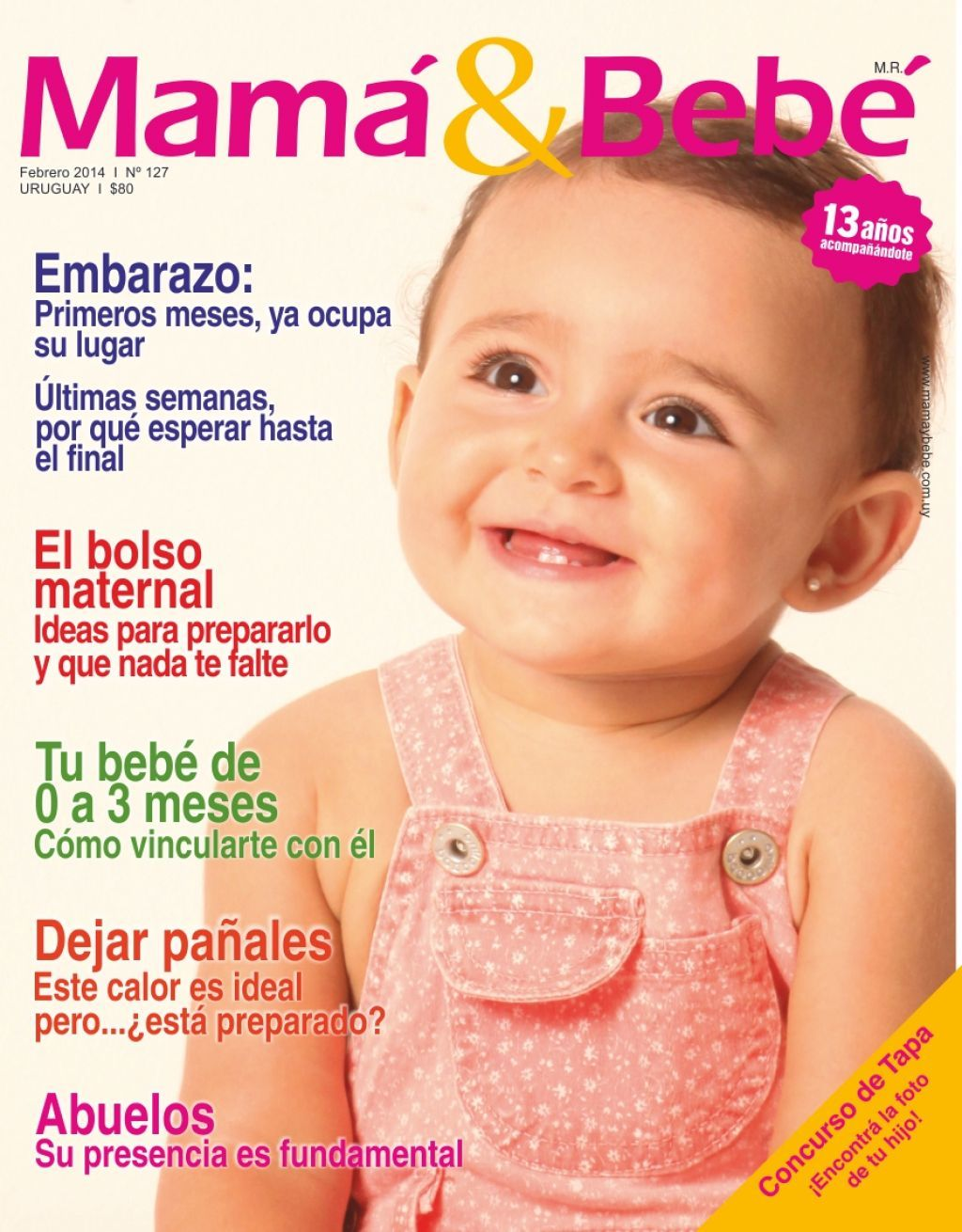Edición Febrero Nº127 Edición Febrero Nº127