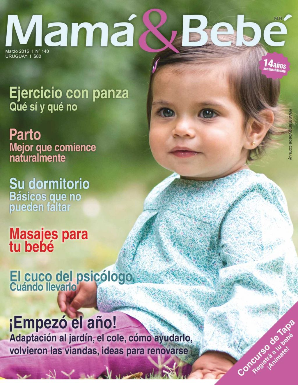 Edición marzo  Nº140 Edición marzo  Nº140