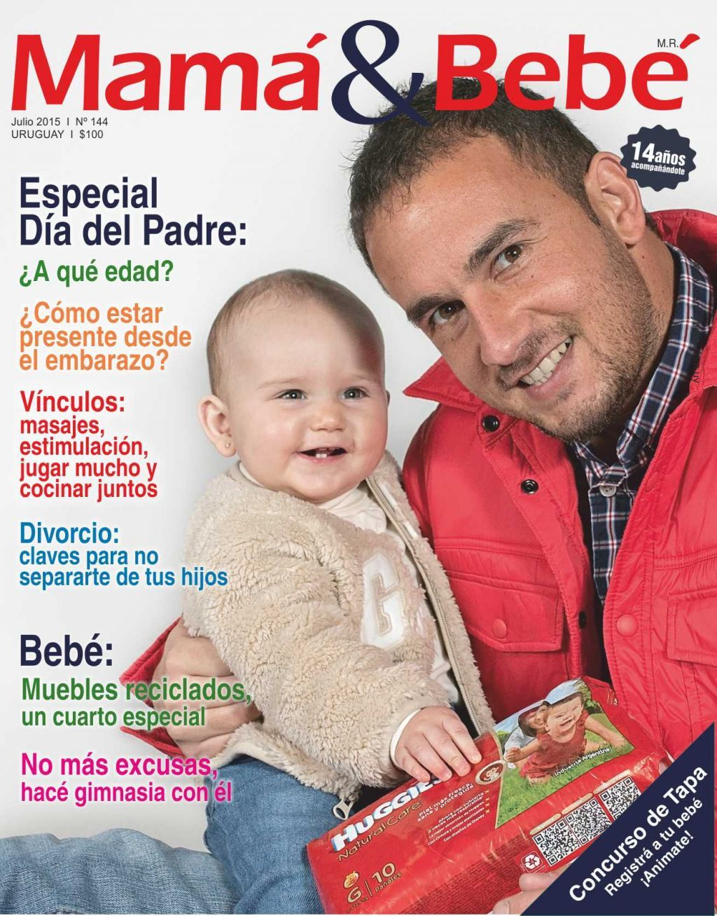 Edición Julio  Nº144 Edición Julio  Nº144