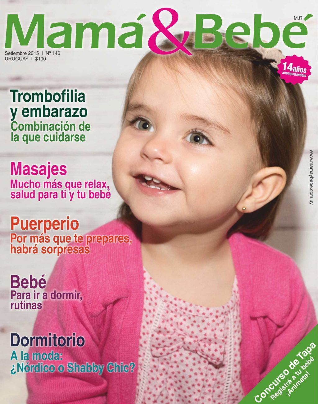 Edición Setiembre  Nº146 Edición Setiembre  Nº146