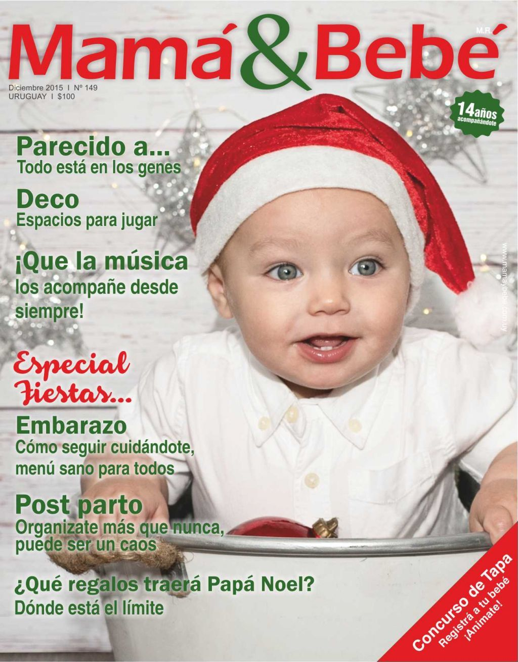 Edición Diciembre  Nº149 Edición Diciembre  Nº149