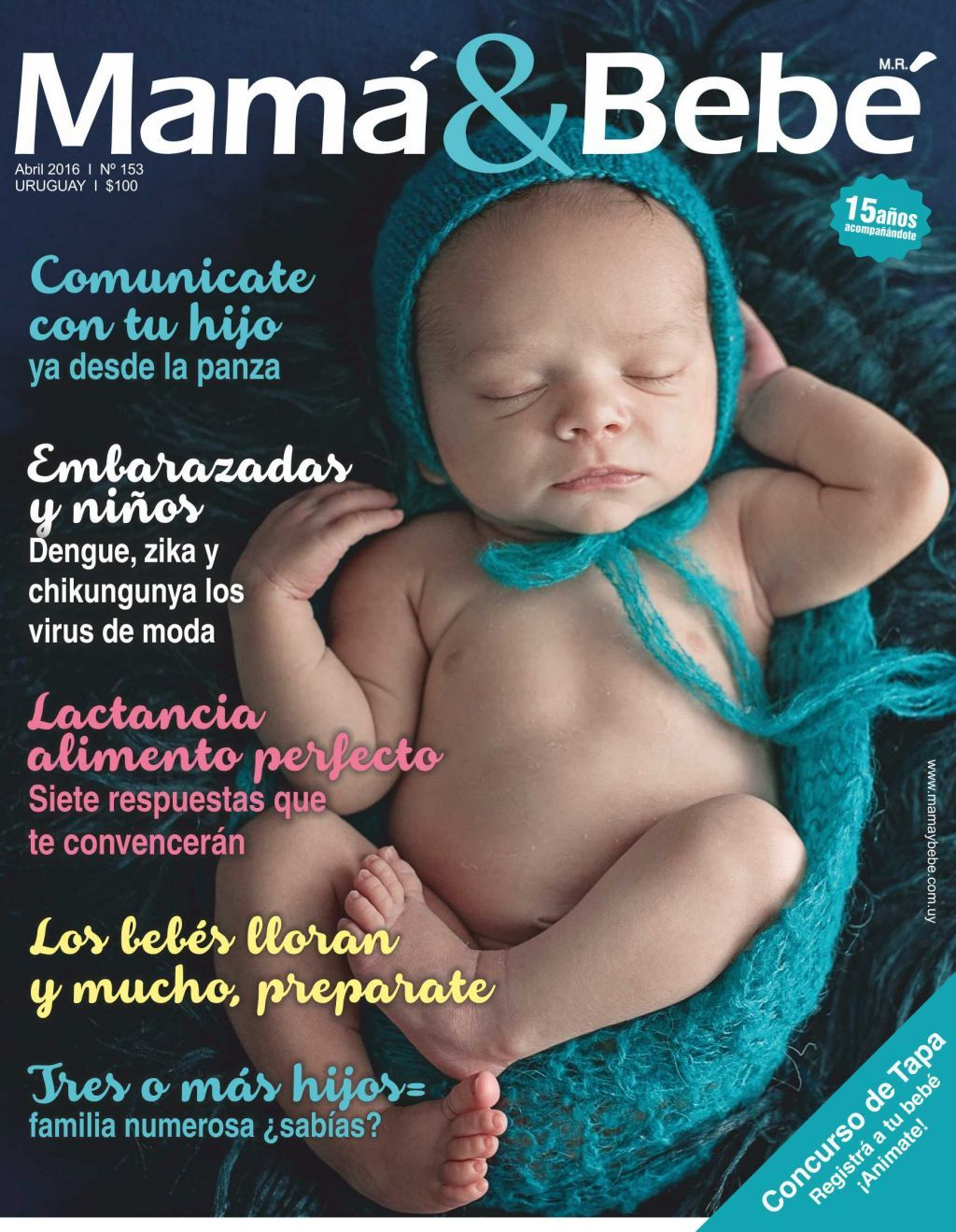 Edición Abril  Nº153 Edición Abril  Nº153
