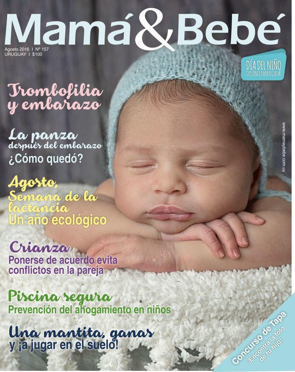 Edición Agosto  Nº157 Edición Agosto  Nº157